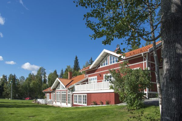 Private house in Änga