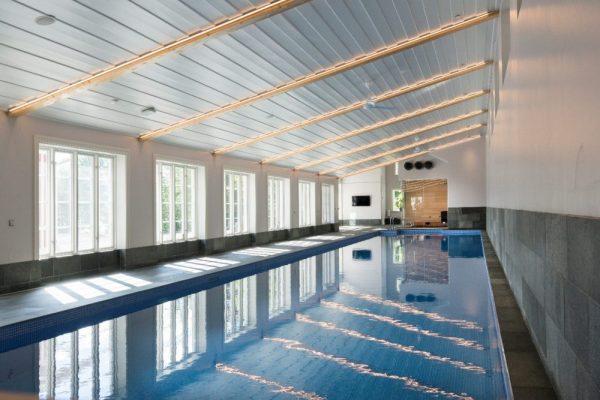 Änga pool house
